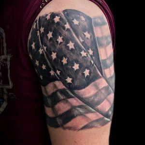American flag by Greg!