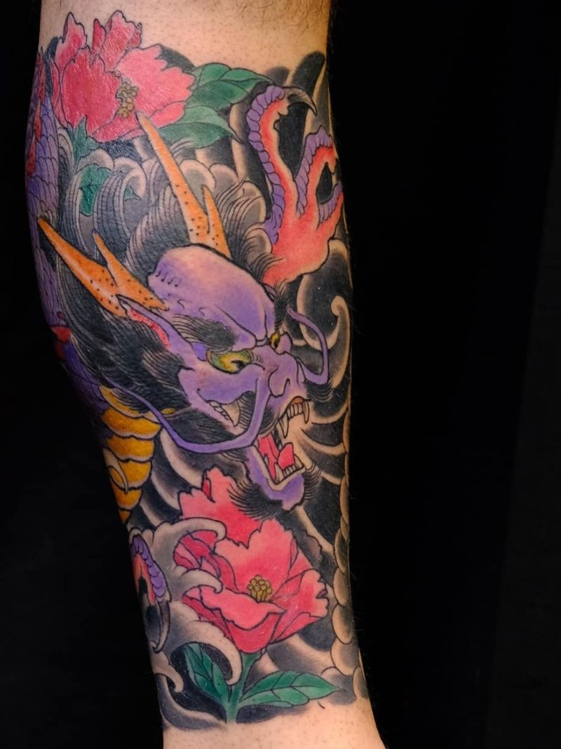 Tattoo from Johann (pronounced yo-Han)