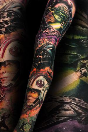"Proyecto ""Star Wars"""