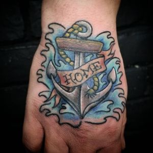 Full hand cover-up