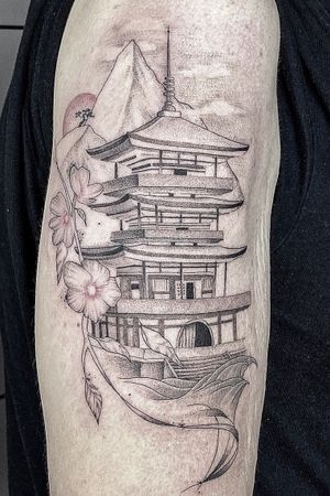 Homnayart tattoo Tourrettes sur loup#tattoo #japan