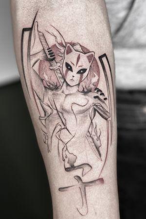 Samouraï #japan #tattoo