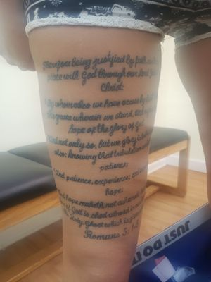 Healed script