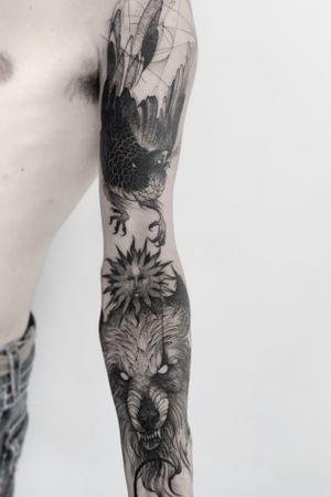 ✨ 🦅🐺 . . . . . Appointments/Citas: anibalbookings@gmail.com . . . . . @tattoodo @blxckink @inkedmag @tattoo.colombia1 @tattoosocietymagazine @skinart_mag @the.best.tattoo.page @tattoomusicfest @kwadron @kwadron_usa @worldtattooevents @saniderm @inkjetstencils @inkgeekstattoos @tattoo.artists @tacsciences @realistic.ink @tttcollector @artesobscurae @bodyartmag @evolvedmagazine @woketatts @rad.tattoos @tattooculturemag @designbunker @parloiruk @markedbyinked @theartoftattooingofficial @ideasfortatts @inspiration.tatts #fineart #sketch #blackworkershero #dragon #inkstinctsubmission #blackworkerssubmission #instasrt #artwork #tattooinkspiration #tattoo #arts #TATTOOTODO #anibal_tattoo #tattooartist #blxink #stabmegod #cdmx #bogota #Miami #nyc