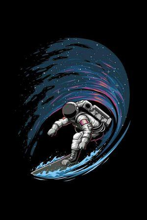 NASA Surfer