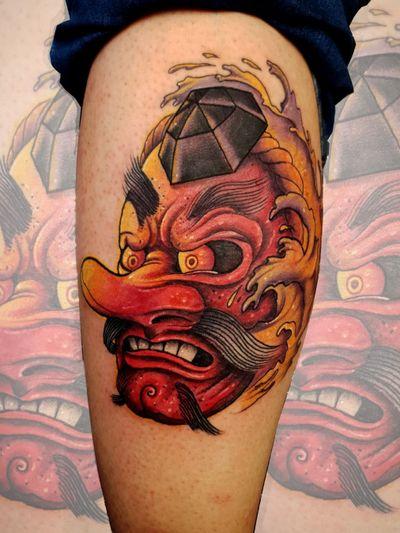 #kuro #kurotrash #tattoo #tattooing #tattoos #tattooed #tattooer #black #blackandwhite #blackwork #blackworkers #ink #inked #onlythedarkest #blackink #tattooart #tattooartist #vienna #wien #dots #japan #blackink #tattooartist #tattoolife #graphictattoos #graphic #graphictattoo #patterntattoo #patternwork #dinosaur #dinosaurtattoo #dinosaurskull #inkedup #inked #ink #inkmaster #inkedmag #tengumask #tengutattoo #japanesetattoo #JapaneseTattoos