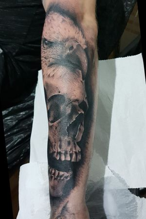Tattoo from Rubén López