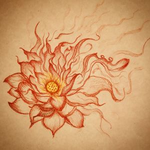 Concept available  to be tattooed at catmint tattoostudio. Built on lotus struggle to reach the sun. Metaphor for struggle a person has to attain happiness ...ultimate pursuit. #lotusflower #sun #colortattoos #orientaltattoodesign