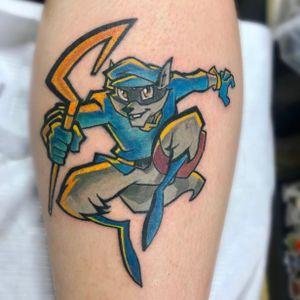 #slycooper #videogame #tattoo