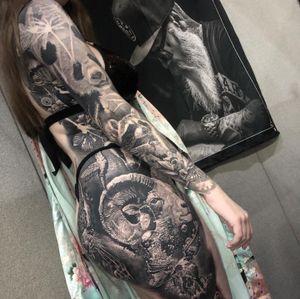 H E A L E D #bishoprotary #bishopwand #quantumtattooinks #tacsciences #immortalprime #captainfawcett #mdwipeoutz #sullenclothing #blackandgreytattoo #arronraw #rawtattoo #tattooartists #Inkedmag #Inksav #tattoodo #inkeeze #tattooartists #skinartmag #tatuaje #tattoo #togetherwerise #ilovemyjob #darkart #tattooedgirls #animaltattoos #girlswithtattoos