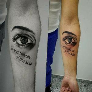 #tattooeay #eaytattoo #realistictattoo #tattoorealismo #tattooartistmagazine #tattooartist #tattooart #tattoo #tatoo #tato #tatu #3dtattoo #tatouages #tatouage #tatuaje #tatuagem