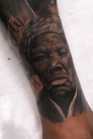 Harriet Tubman !!