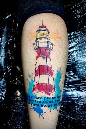 Tattoo from Maury Decay