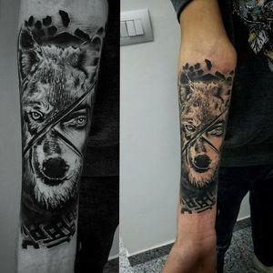 #wolftatoo #tattooartistmagazine #tattooartist #tattooart #tattooidea #tattoo #tatoo #tato #tatu #tatouages #tatouage #tatuaje #tatuagem
