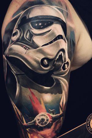 Start war stormtrooper