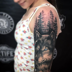 2 sessions - 2 hours (she's tiny)