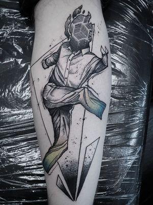 #kuro #kurotrash #tattoo #tattooing #tattoos #tattooed #tattooer #black #blackandwhite #blackwork #blackworkers #ink #inked #onlythedarkest #blackink #tattooart #tattooartist #vienna #wien #graphictattoo #graphicdesign #pattern #geometric #art #tatooartist #anatomytattoo #stigmarotary