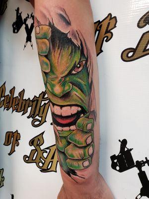 Tattoo by Gabe