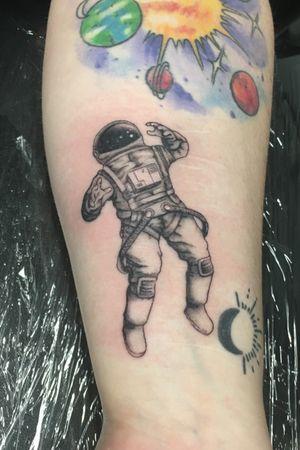 Astronauts..