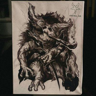@cherma_ink @cherma_ink *** #frogtattoo #darkart #sketchings #tattoodrawing #darktattoo #blackwork #onlyblackart #blackndark #tattooart #drawing #penandink #tattoosketch #ink #inkdrawing #tattooflash #artwork #blackworknow #flashaddicted #flashworkers #chermaink #axe #darkart #chermaink #artpieceofme