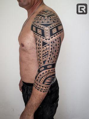 #raskinstyle #freehand #black #Samoa