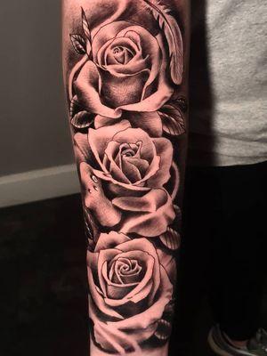 Tattoo from Jack Carroll