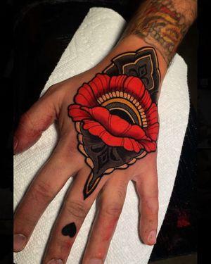 Tattoo from Solemn Tattoo