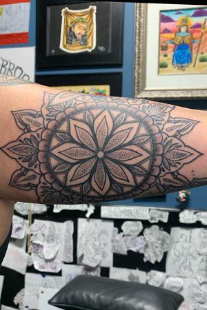 Tattoo from Kevin Urban