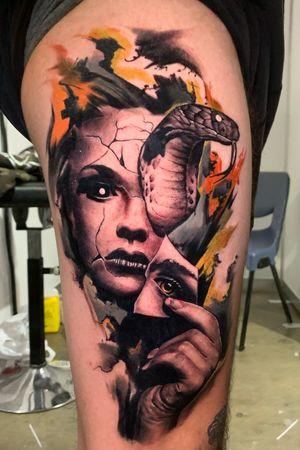 Tattoo from Mika Ryan