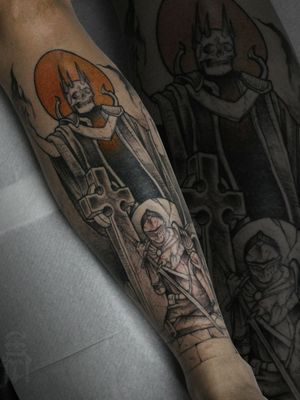 Tattoo from August R. Semaster