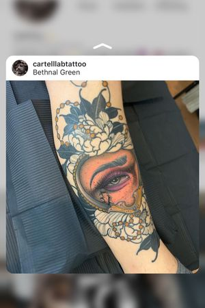 Hi hello, I can help you with, Project/Tattoo/Idea, I'm based in Bethnal Green, Please check my Instagram and also follow me @cartelllabtattoo, You can also have a chat with me at the WhatsApp 07365371993..