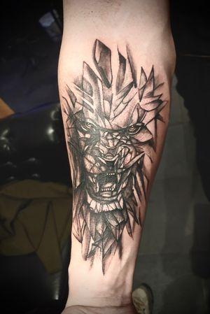 #tattoodo#tattoo#tattoos#ink#inked#lion#wien#austrian#tattooist#liontattoo#
