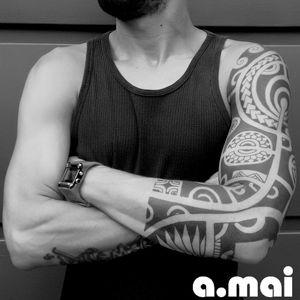 Tattoo from Antonio Mai
