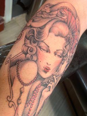 Tattoo from Evgeniia Darland