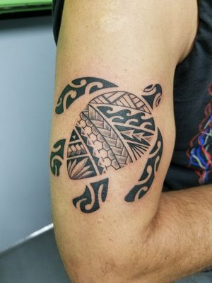 Tattoo by Pacific Island Ink