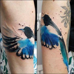 #tattoo #tatt #tattooed #victoriadenske #tattooart #tattooedukraine #kievtattoo #kyivtattoo #ink #inked #inkedgirls #tattoodo #wctattoos #inkstinktsubmission #magpietattoo #tattooart #bodyart #watercolortattoo #colortattoo #tattoodo #beautiful #instatattoo #linework #inkedup #tattooartist