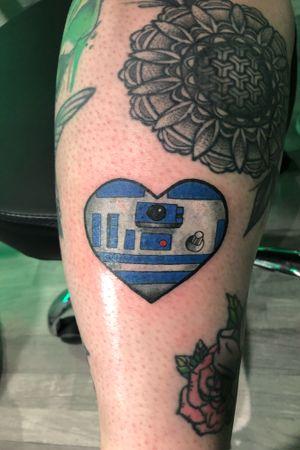 R2D2 heart