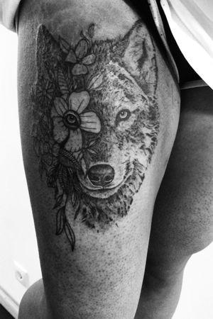 Flowered Wolf