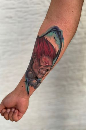 Akuma from Street Fighter