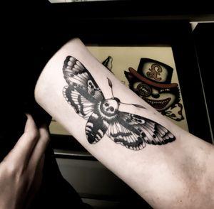 Tattoo from A Darker shade/ JMY Dubet