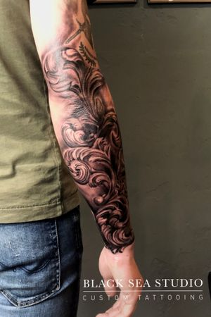 Tattoo from Captn_tattoos