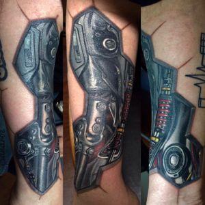Biomech forearm