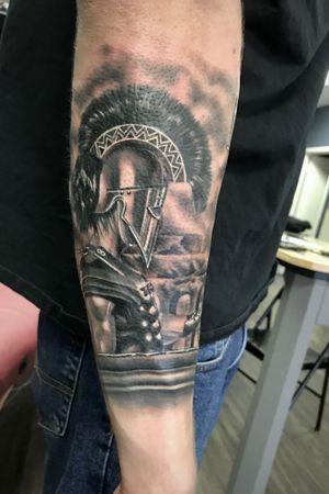 Tattoo by I.F Tattoo studio