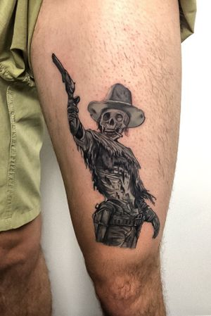 Undead outlaw