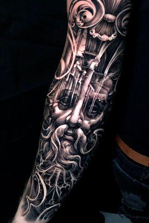 Tattoo by boyetattoo1