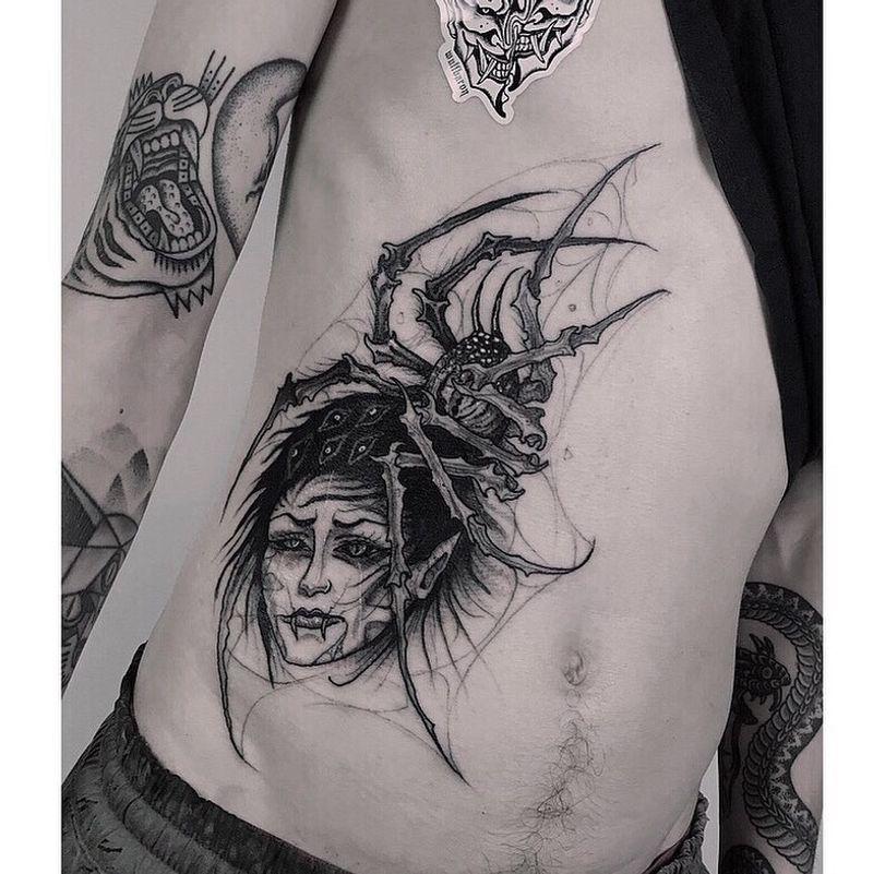 Tattoo from wulfbaron