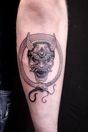 Tattoo from Sofie Needles