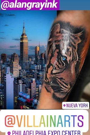 #Philadelphiaexpotattoo #villainarts #inkedoutnj #tattoodo