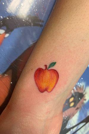 Fuji Apple #appletattoo