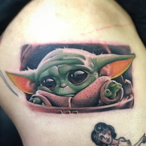 Tattoo by Outer Limits Tattoo